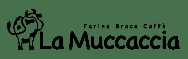 Logo ristorante La Muccaccia nero